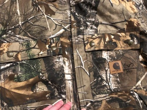 camo-carhartt-quick-duck-traditional-jacket-review-chest-pockets