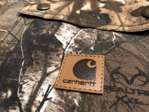 camo-carhartt-quick-duck-traditional-jacket-review-logo