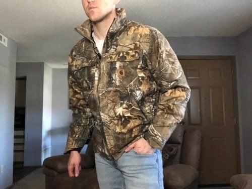 camo-carhartt-quick-duck-traditional-jacket-review-zip