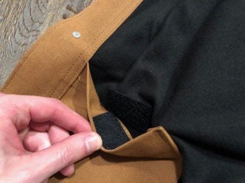 carhartt-duck-chore-coat-review-inside-velcro-pocket