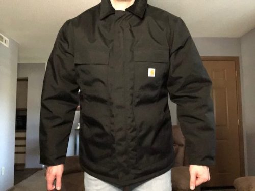 yukon-arctic-Carhartt-extreme-coat-review-closed-front-chest