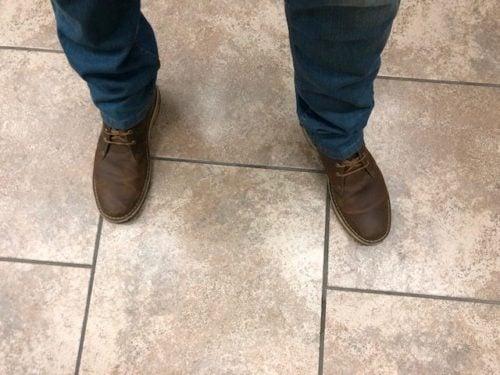 raro rappresentazione Cognome  How Long do Clarks Desert Boots Last? (My Experience) – Work Wear Command