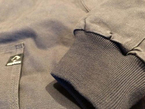 dri-duck-jacket-cuff