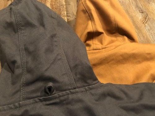 dri-duck-vs-carhartt-jacket-hook