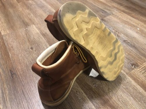 thorogood-american-heritage-boot-sole
