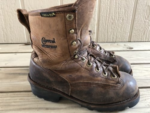 Why Logger Boots Have a High Heel