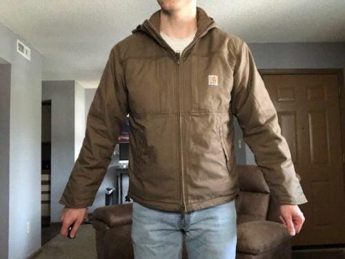 size-carhartt-cryder-zip