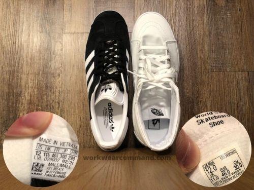 adidas-gazelle-vs-vans-sk8-hi-sizing