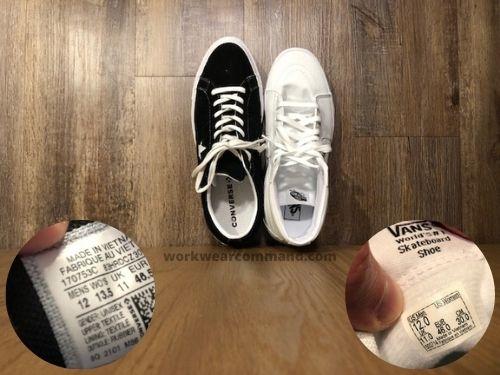 converse-one-star-vs-vans-sk8-hi-sizing