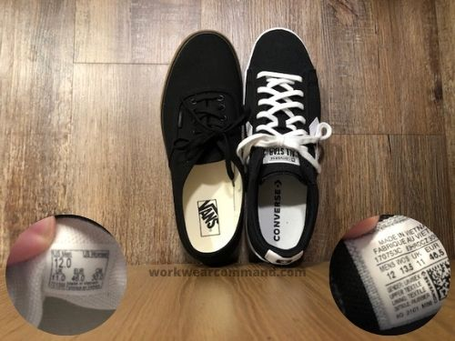 vans-authentic-vs-converse-pro-leather-sizing