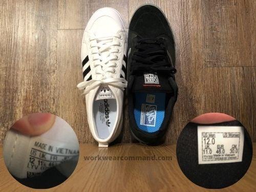 vans-evdnt-sizing-vs-adidas-nizza