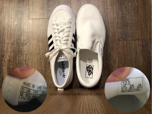 vans-slip-on-sizing-vs-adidas-nizza