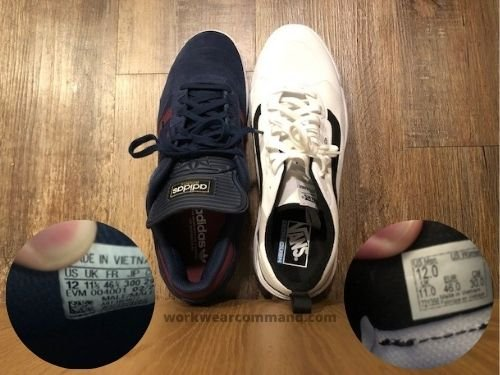 vans-ultrarange-sizing-vs-adidas-busenitz