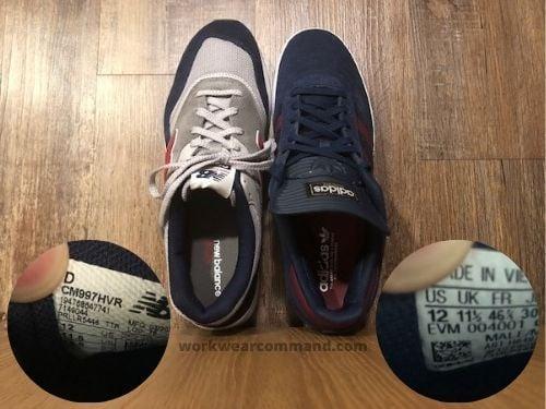 adidas-busenitz-sizing-vs-new-balance-997