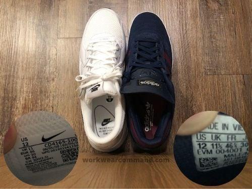 adidas-busenitz-sizing-vs-nike-air-max